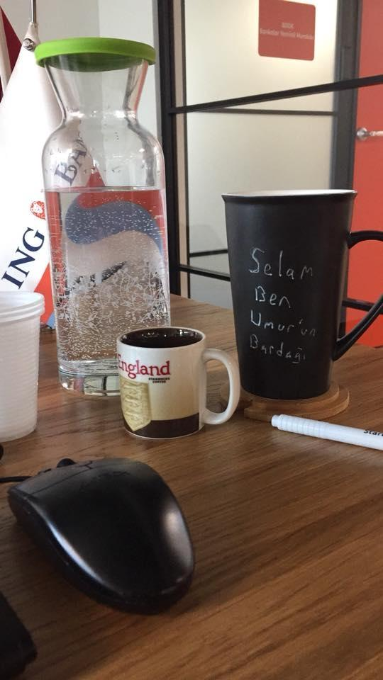 Kupa Bardaklara Hangi Boya Kalem Ile Cizim Yazi Yazabilirim Sorcev