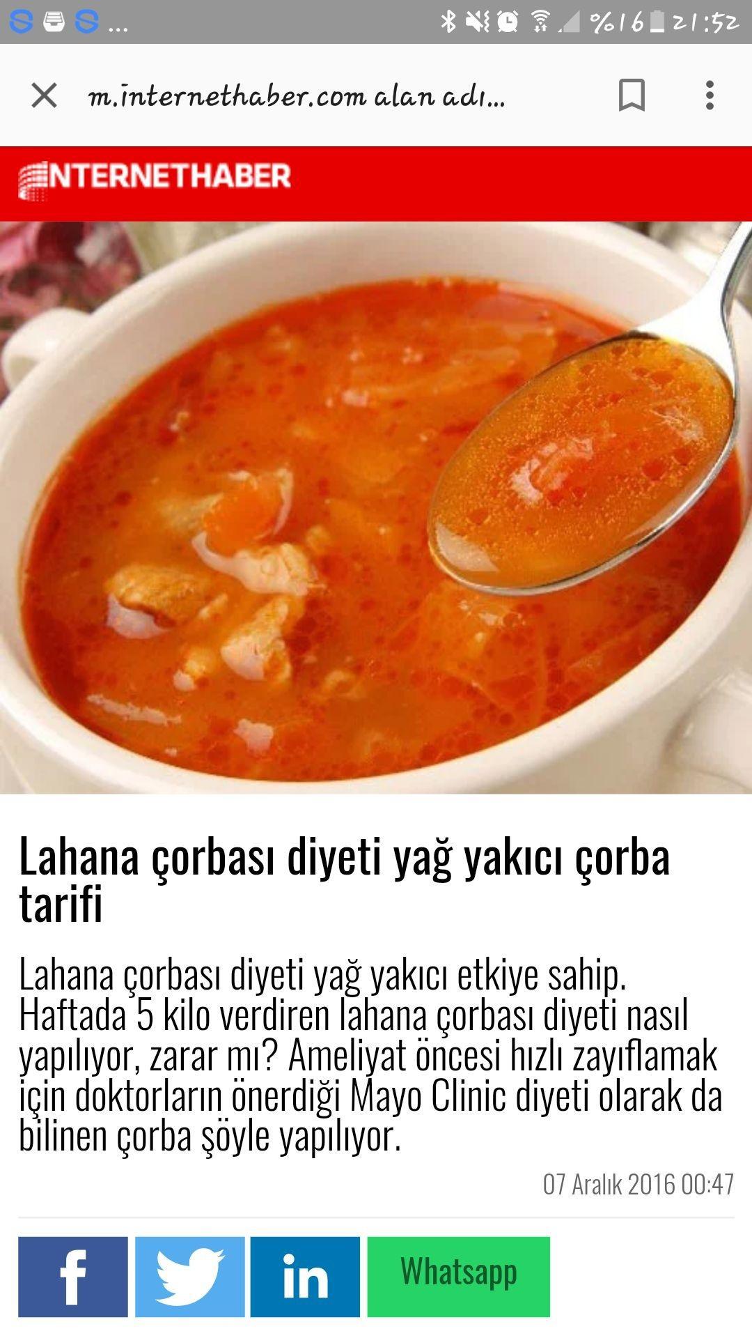 Diyet yemekleri listesi ile Etiketlenen Konular
